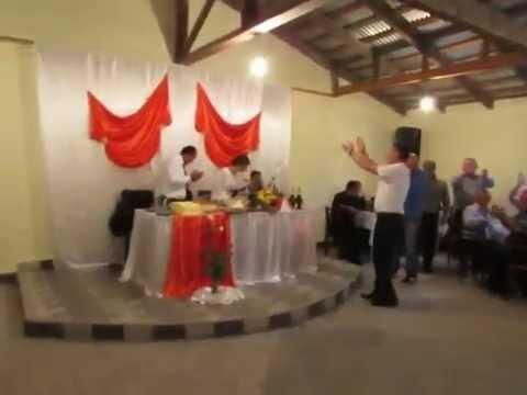 ია და როსტომის ცეკვა დაისი. (ვიდეო)