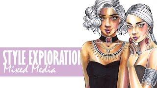 Jika Gemar Menggambar dan Menyukai Ilustrasi, Simak Video Ini!