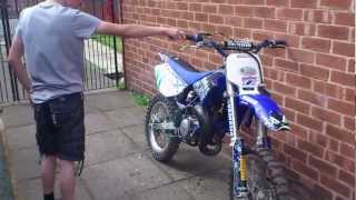 8. Yz85  2008 For Sale 28/08/2012