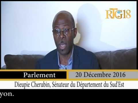 Parlement haïtien / Mardi 20 novembre 2016