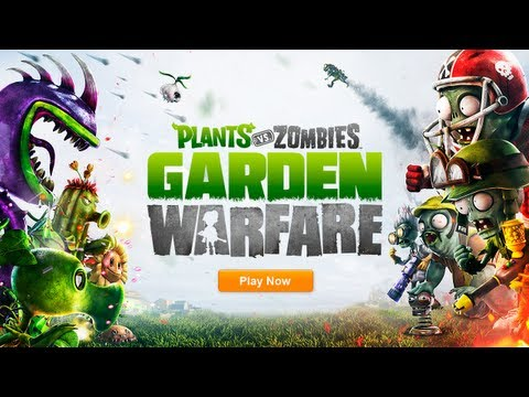 Plants vs. Zombies: Garden Warfare Announced at E3 2013