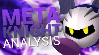 The Best Secondary – Meta Knight Analysis (1.1.6) – Super Smash Bros Wii U
