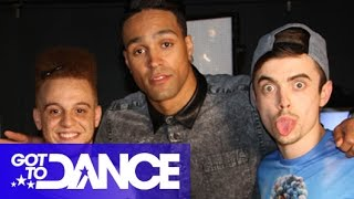 Ashley Banjo's Brain Box Quiz | Got To Dance 2014