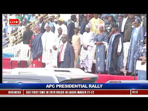 Full Video: Buhari Takes Campaign To Ogun