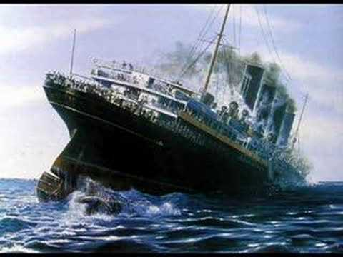 rms songs - May 7th 1915: RMS Lusitania, enrute from New York to England was torpedoed and sunk by the German Submarine U-20 Sequel to my USS Indianapolis Video It is to...
