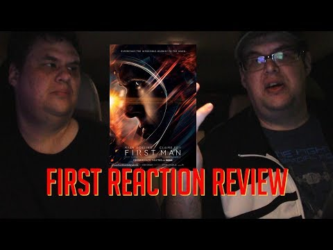 First Man – Movie Review (FIRST REACTION)