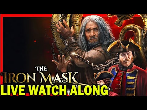 THE IRON MASK (2020) LIVE WATCH ALONG