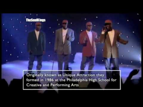 Boyz II Men - End Of The Road Live (1992)