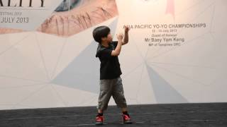 YoYo world championship - This 6 year old will astound you!