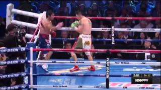 Video PACQUIAO VS RIOS in HD (fight highlights and what made pacquiao very angry) MP3, 3GP, MP4, WEBM, AVI, FLV Februari 2019