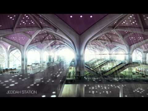 Haramain High Speed Rail [Foster + Partners] - dbox