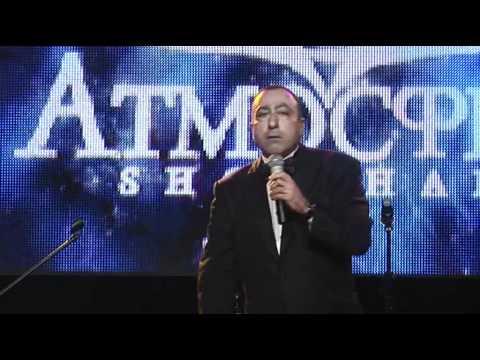 Концерт армянской музыки в атмосфере