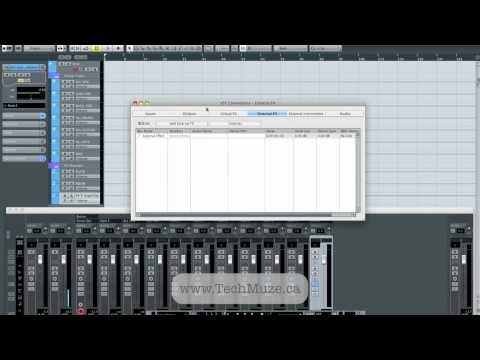 Stem Summing In Cubase 6 (Part 2)