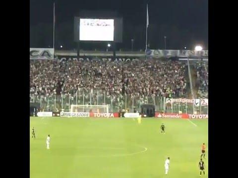 Hinchada de Colo-Colo vs Atlético Mineiro - Torcida do Colo-Colo - Garra Blanca - Colo-Colo