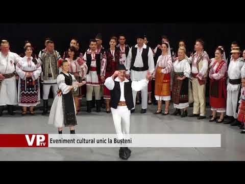 Eveniment cultural unic la Bușteni