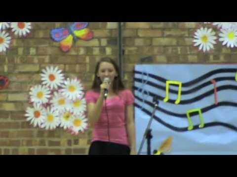 Rebecca Woolley - Don't Rain On My Parade (Glee / Funny Girl / Barbara Streisand Cover)
