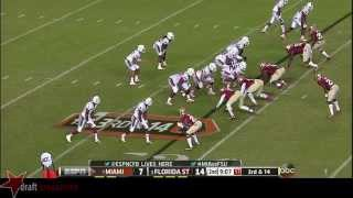 Allen Hurns vs Florida State (2013)