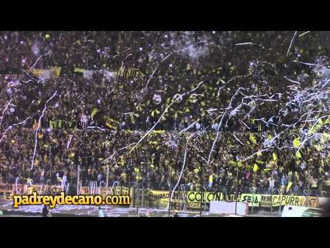 """Recibimiento """"Esta banda loca te vino alentar"""" - Hinchada Peñarol - Barra Amsterdam - Peñarol"""