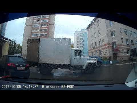 Авария в Костроме