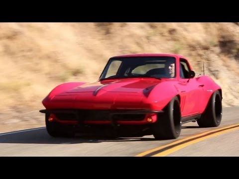 0 Heirloom Tomato: Autocrossing through Time in a Sick '65 Corvette [Video]