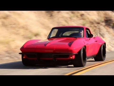 ProTouring 1965 Chevrolet Corvette Stingray