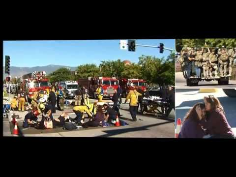 strage in california in un centro per disabili!