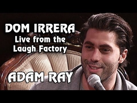 Dom Irrera Live from The Laugh Factory with Adam Ray (Comedy Podcast)