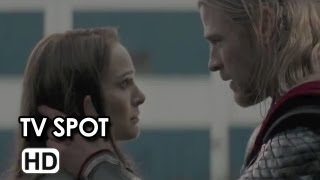 Thor: The Dark World Extended TV SPOT (2013) - Chris Hemsworth Movie HD