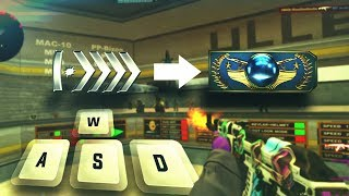 IMPROVE YOUR AIM IN CSGO (Counter Strafing Tips & Tricks)