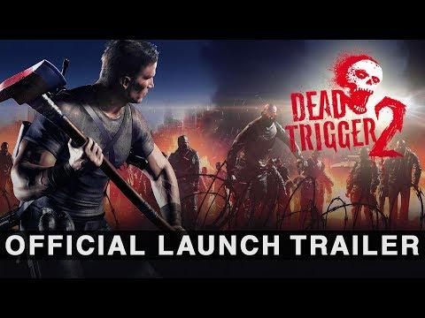 Official DEAD TRIGGER 2 Launch Trailer (видео)