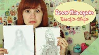 Video 🌟 DESAFÍO: Draw this again + ASMR Σ(・口・) 🌟 MP3, 3GP, MP4, WEBM, AVI, FLV Juli 2018