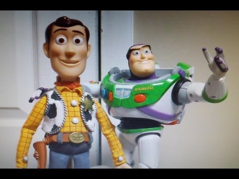 """woody's Lost Hat"" Toy Story 2 Re-enactment Hd"
