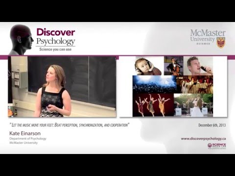 'Discover Psychology' Series: Let the Music Move Your Feet (2013)