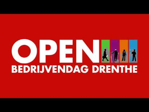 Teaser Open Bedrijvendag Drenthe 2017