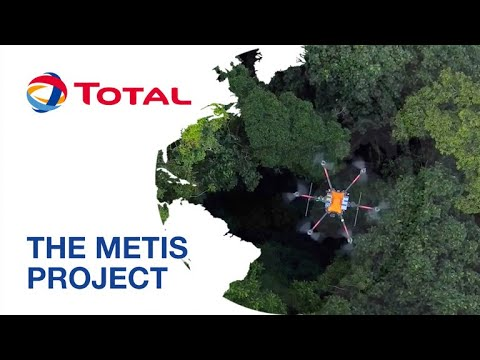 The METIS project: geophysical data from remote areas | Total