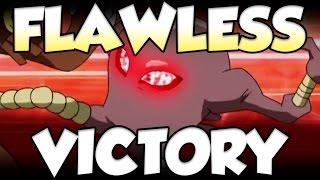 PERFECT POKEMON BATTLE! 0 DAMAGE TAKEN! by Verlisify