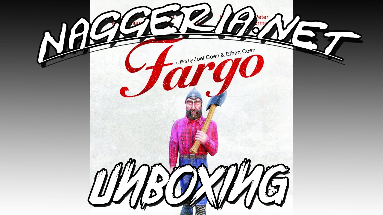 Fargo – Limited Remastered Edition Steelbook (Unboxing)