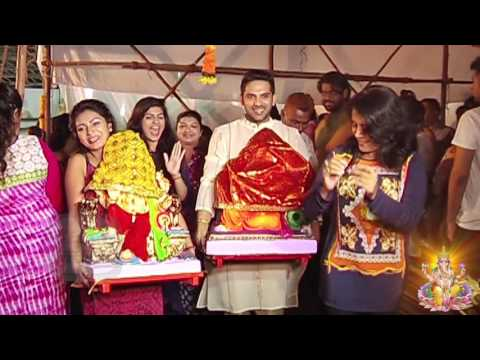 Ankit Bathla Dancing On DHOL BEATS And Welcomes Lo