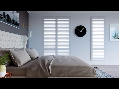 Plantation Shutters - Half Price Blinds