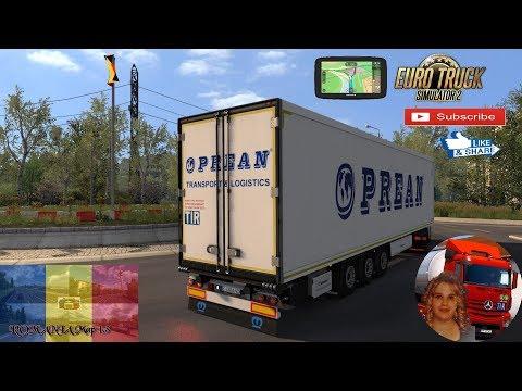 Krone Cooliner Mega by Sogard3 v1.1 1.35