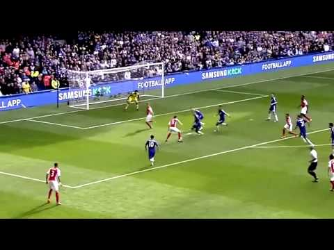 Wilshere - Wilshere's performance at Stamford Bridge. http://twitter.com/The_Wilsh Follow and subscribe for more. Song : Kungs - We'll Meet Again (feat. Emily Carn)