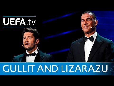 Gullit and Lizarazu take UEFA EURO 2016 quiz