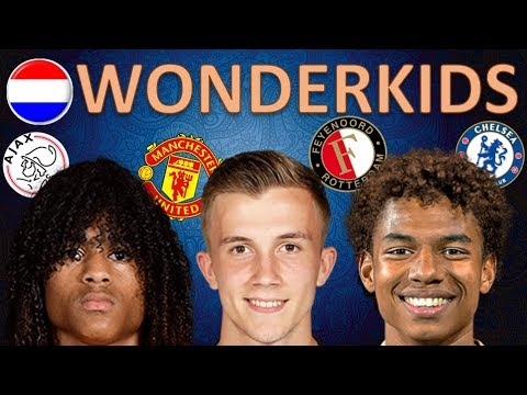 Top 10 DUTCH Wonderkids 2018/19