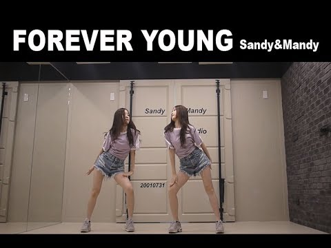 BLACKPINK  Forever Young Dance Cover By Sandy&Mandy