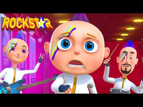 TooToo Boy - Rockstar Episode | Videogyan Kids Shows | Cartoon Animation For Children