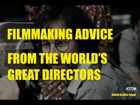 IN YOUR HANDS - Advice to Filmmakers