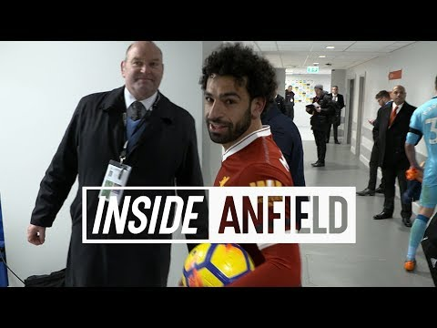 Inside Anfield: Liverpool 5-0 Watford | TUNNEL CAM