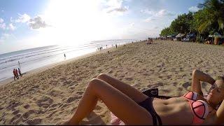 BEACH DAY IN KUTA BALI