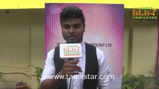 Jose at Vaanavil Vaazhkai Movie Press Meet