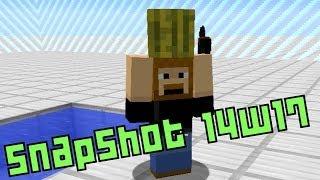 Minecraft 1.8: Snapshot 14w17 - Custom World Generation&World Border